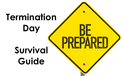 The Pink Slip Survival Guide: 5 Things You Can Do You the Day You Get Your Pink Slip.